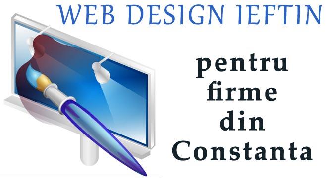 web design constanta ieftin